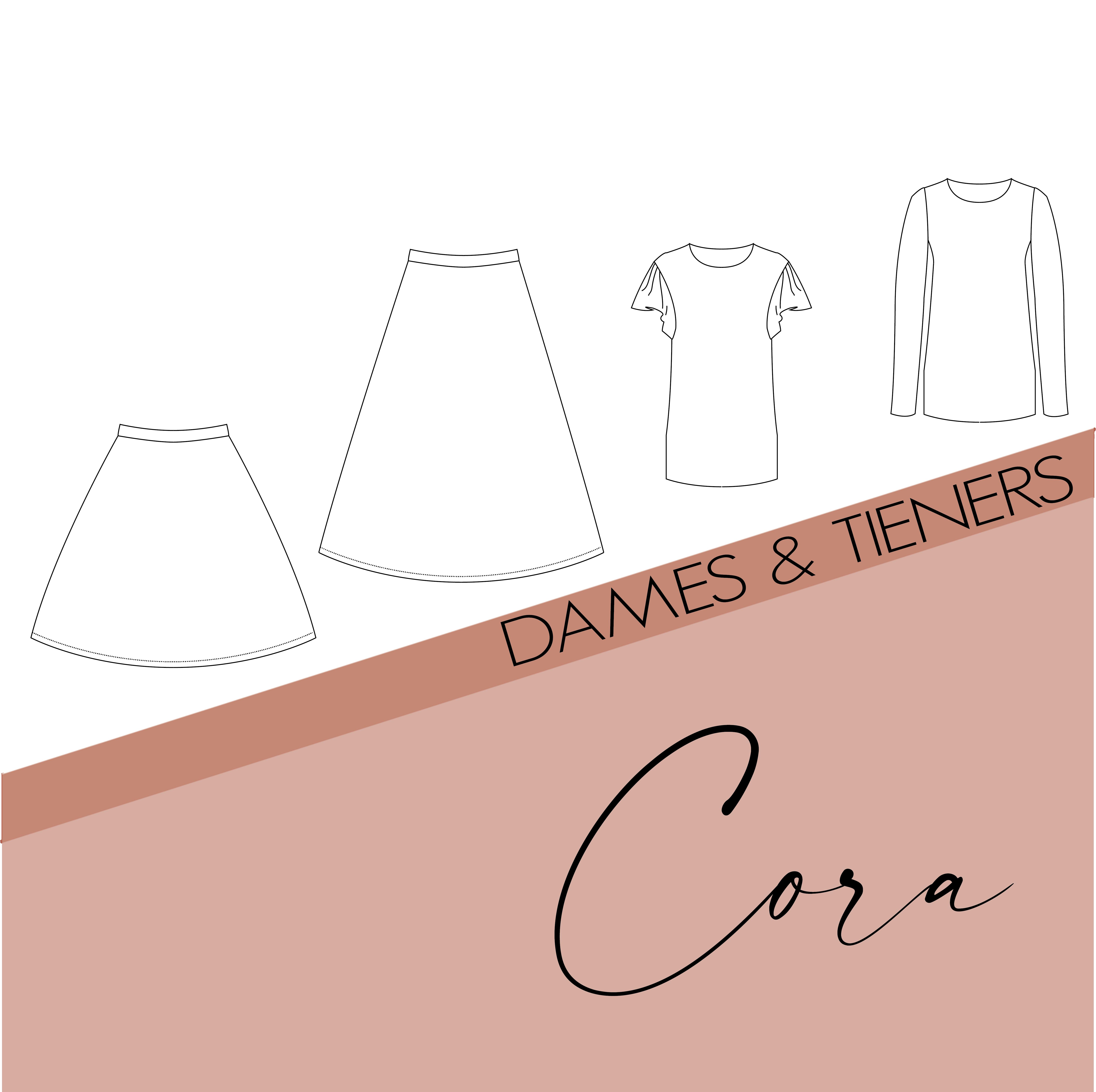 Cora - dames & tieners