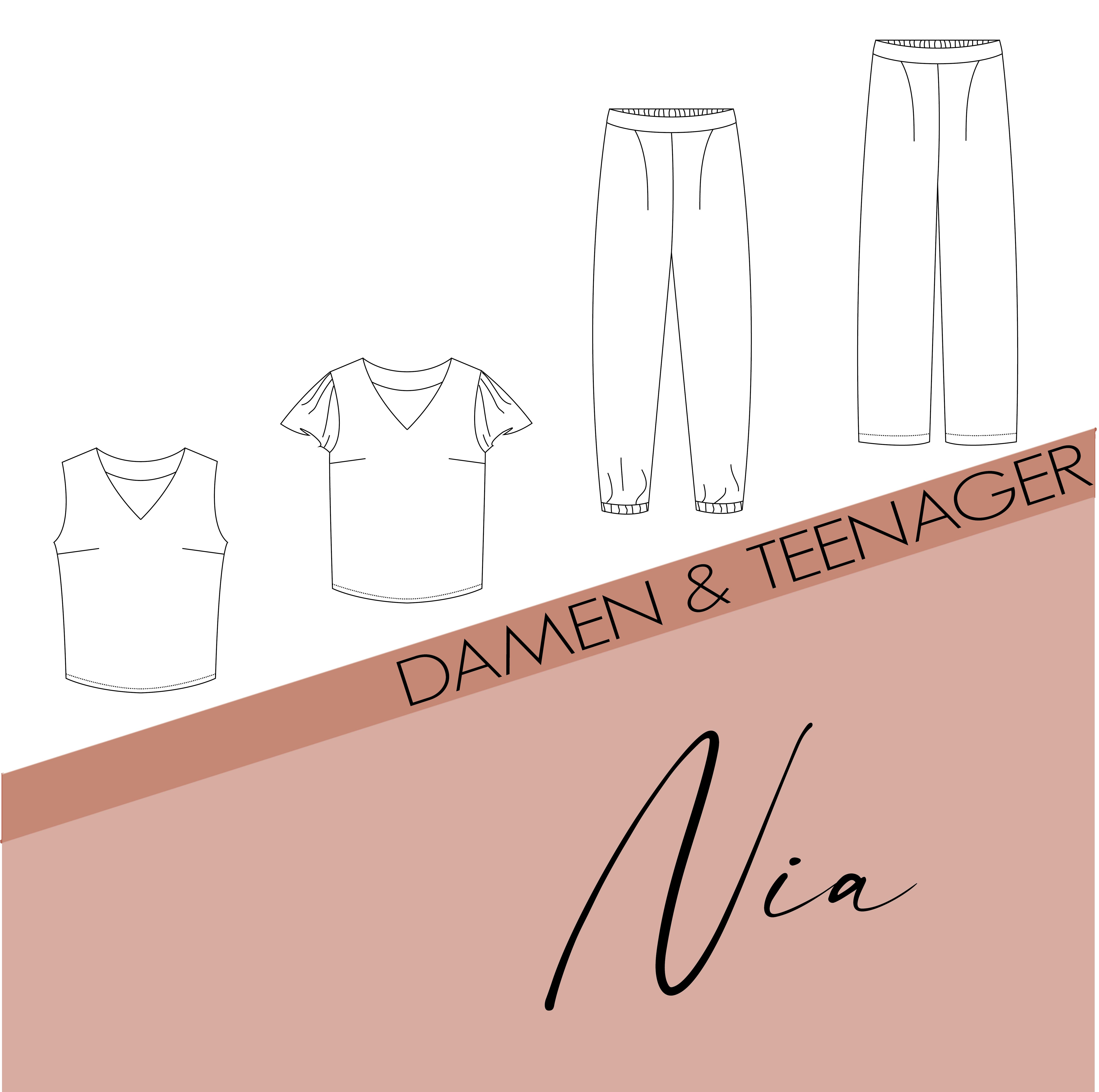 Nia - Damen & Teenager