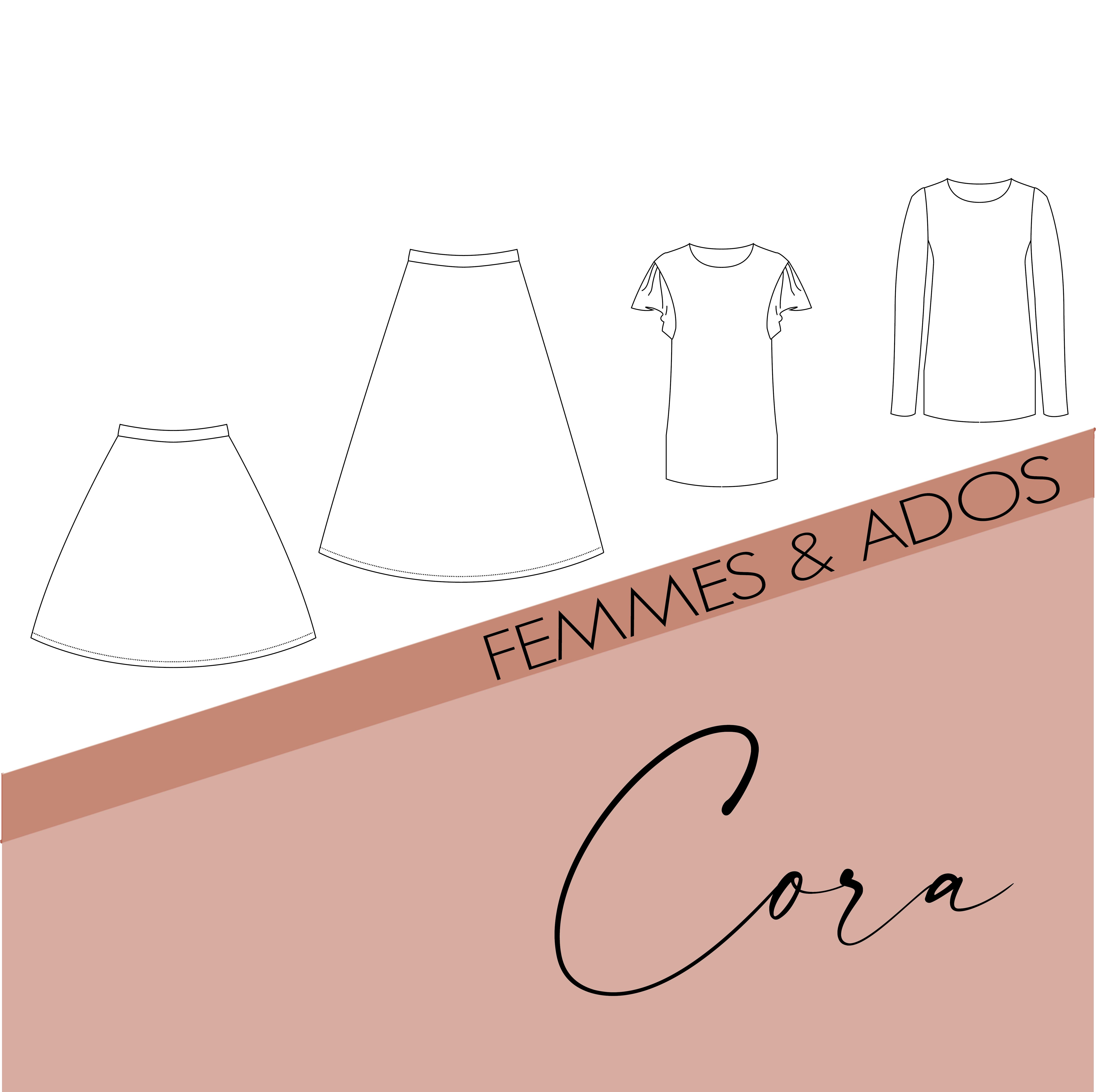 Cora - femmes & ados