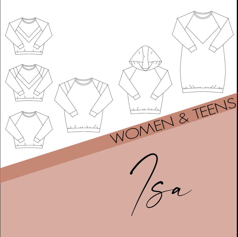 Isa - women and teens