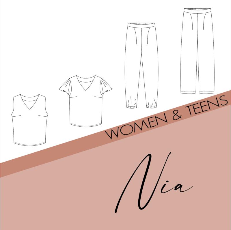 Nia - women & teens