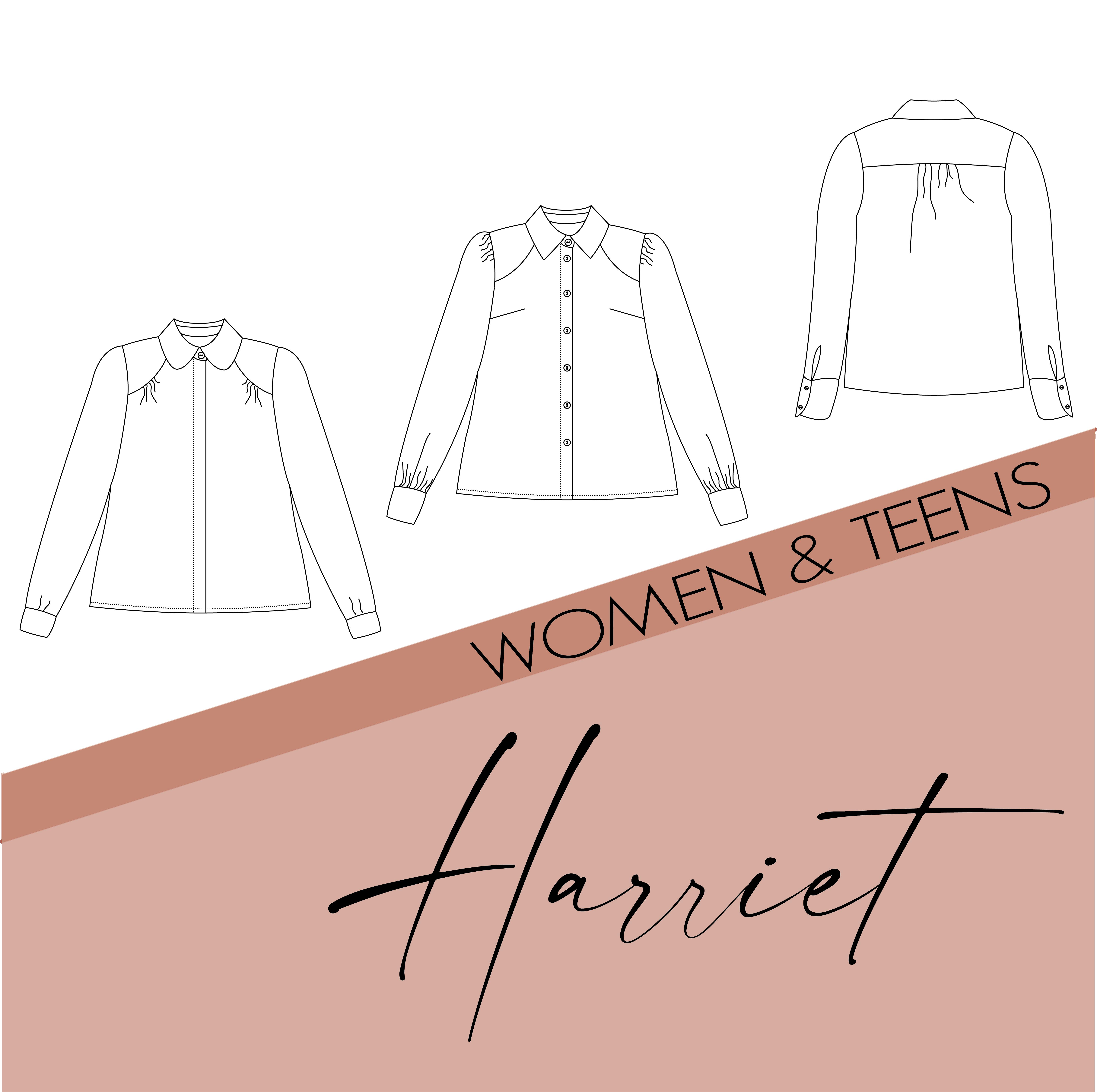 Harriet - women & teens