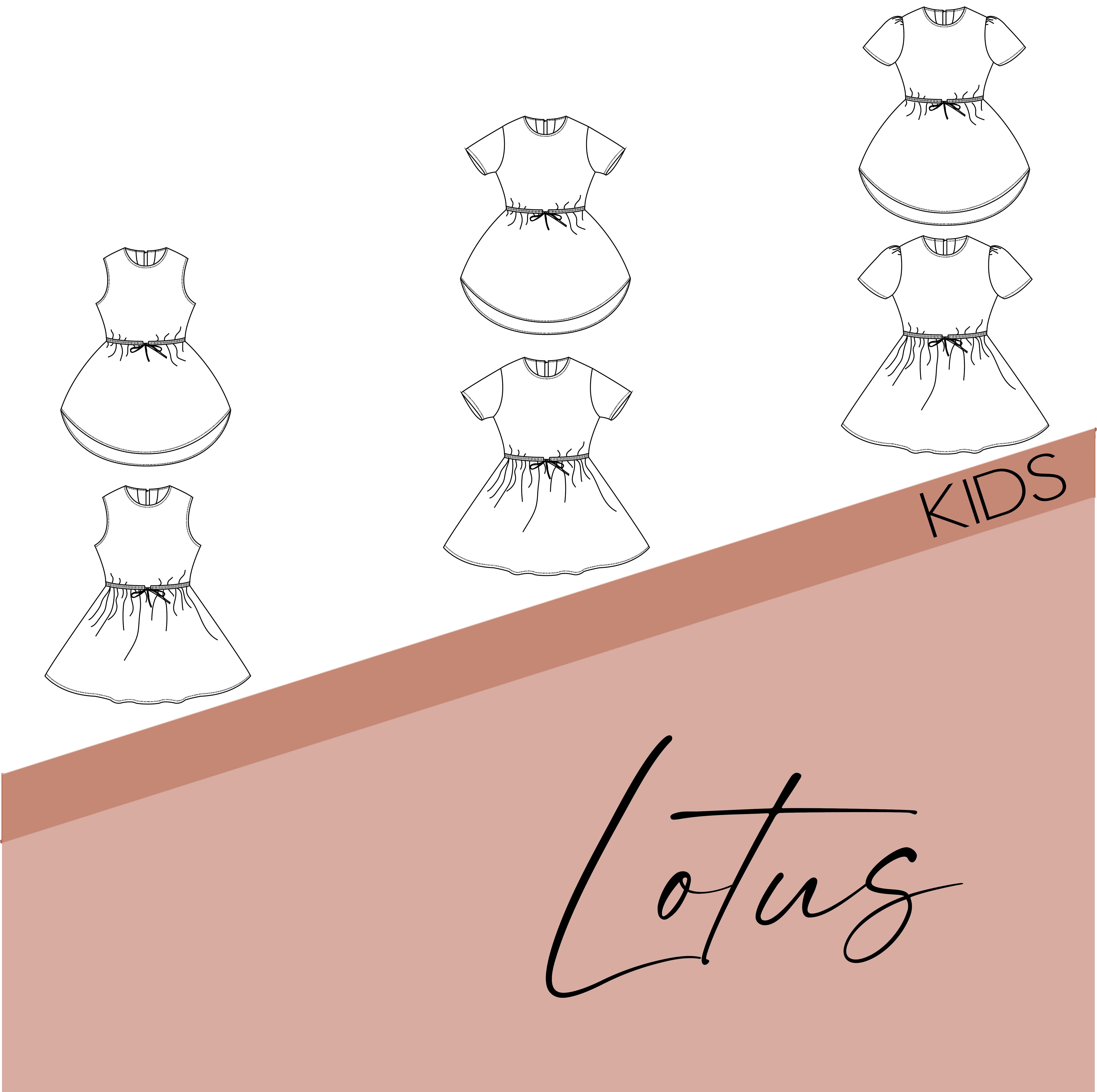 Lotus - meisjes